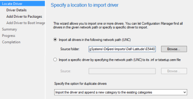 DriverImport