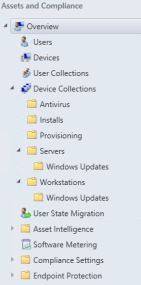 SCCM Collection and Folder Structure
